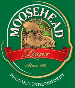 Moosehead Lager Crest Logo 4col